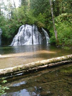 Cherry Creek Falls, Duvall, WA.