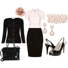 A fashion look from March 2012 featuring black top, cotton shirts and black maxi skirt. Browse and shop related looks.