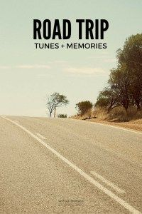 How important is music on your travels? Some tunes bring back vivid memories for me of road trips and travel experiences.