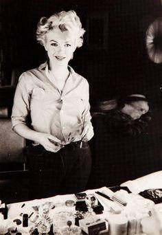 Marilyn al naturale