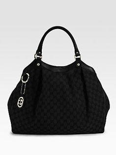 Gucci Sukey Original GG Large Tote -...    $995.00
