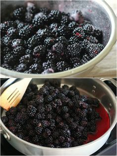 How to Make Seedless Blackberry Jam (No Pectin)