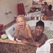 Resultado de imagem para neymar jr filho