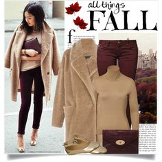 """all things fall"" by lisamichele-cdxci on Polyvore"