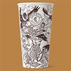 Chipotle's Cultivating Thought Campaign