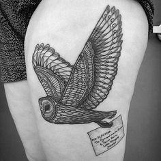 Insanely Magical Harry Potter Tattoos