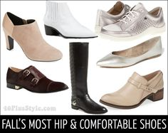The most hip and comfortable shoes for fall 2014 | 40plusstyle.com