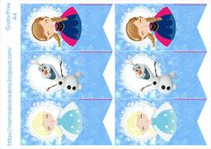 Mamá Decoradora: Kit imprimible Frozen Gratis Frozen Birthday Party, Frozen Party, Girl Birthday, Birthday Parties, Frozen Frozen, Frozen Dessert Table, Frozen Desserts, Party Printables, Free Printables