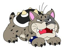 """I made some cat koopalings! For this series, I wanted to make each koopaling resemble specific cat breeds that would suit them. Lemmy is a tabby, Larry is a """"tuxedo"""" cat, Wendy is a Persian, Ludwig is. Morton Koopa, Super Mario 3d, Super Mario Brothers, Mario And Luigi, Cat Breeds, Fnaf, Ribbons, Bowser, Sparkles"""