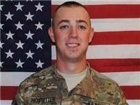 Honoring Army Pfc. Jonathon Michael Dean Hostetter