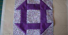 Patchwork en grupo: Bloque 3 - Sal de iniciación Quilts, Blanket, Bed, Scrappy Quilts, Butter Dish, Group, Stream Bed, Quilt Sets, Blankets