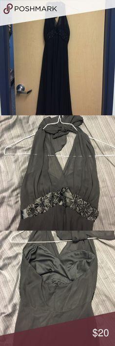 🚨HOLIDAY PARTY SALE🚨Black midi cocktail dress Midi length, empire waist, super flattering! Dresses Midi