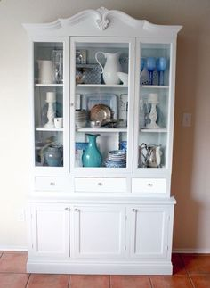 I really want a nice hutch for our wedding things weve saved!