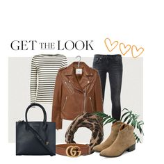 Fashion set Casual Denim created via