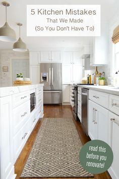 Kitchen renovation m