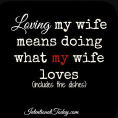 Love my wife more deeply - how can a husband learn to do that? I thought I loved my wife. Husband And Wife Love, I Love My Wife, Best Husband, My True Love, My Love, To My Wife, Future Wife, Dear Future, Marriage Advice
