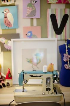 Little pin cushion studio
