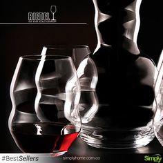 #Riedel trae lo indicado para saborear de verdad tu vino #SimplyHome #SimplyHomeCol #Simply #Home #Decoracion