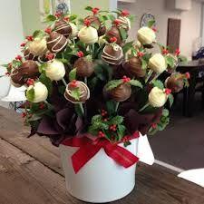 christmas - cake pop bouquet
