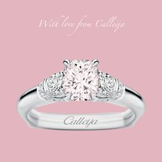 In pursuit of the most scintillating diamond, John Calleija spent several years perfecting the exquisite proportions of all traditional cushion cuts, resulting in everything he dreamt a diamond should be -- the Calleija Glacier® Diamond. Beautiful facets and brilliance beyond expectations.