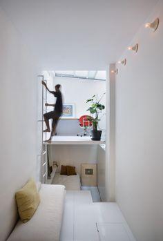 21 square meter apartment. © Elena Almagro