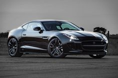 The Jaguar F-Type is no slouch, performance-wise, but if you're looking to shave a couple extra seconds off your lap times — or your trips to the office — the Hennessey HPE600 Jaguar F-Type has what you're looking for. Thanks...