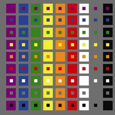 Itten contrast light and dark color - Google Search