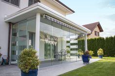 JVS – Wintergardens – Inchideri terase cu sisteme culisante si sticla securizata Outdoor Decor, Home Decor, Decoration Home, Room Decor, Home Interior Design, Home Decoration, Interior Design