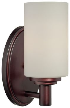 Pittman 1 Light Bath Vanity Light