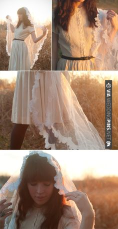 Sunflare and veils   CHECK OUT MORE IDEAS AT WEDDINGPINS.NET   #weddings #weddinginspiration #inspirational