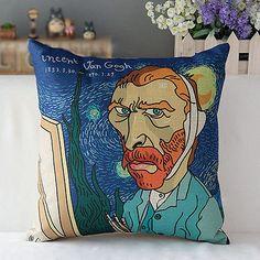 Vintage-Cotton-Linen-Waist-Throw-Pillow-Case-Cushion-Cover-Home-Sofa-Car-Decor
