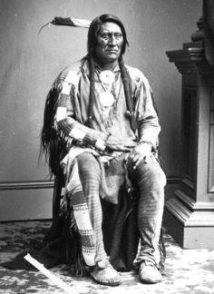 Chief Lean Bear