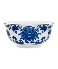 Take a look at this Bombay Asian Garden 5.5'' Bowl - Set of Four by Zrike Brands on #zulily today!