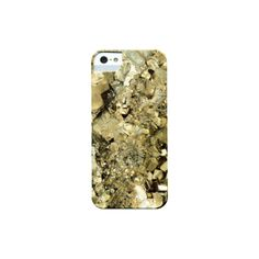 Pyrite iPhone5 Case