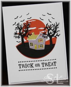Papertrey Ink TRICK OR TREAT...