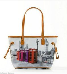Borsa Donna Y NOT  Shopping Art.C-336 Piccola New Collection 2014 Stampa bf3c3664f5e