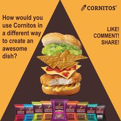 exploring food with cornitos