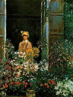 Artify Collections - Camille Monet at the Window By Claude Monet, $113.10 (http://artifycollections.com/camille-monet-at-the-window-by-claude-monet/)