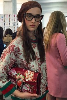 Fashion| Gucci Cruise 2016 | http://www.theglampepper.com/2015/06/09/fashion-gucci-cruise-2016/