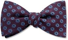 Korinna - bow tie http://www.beautiesltd.com/