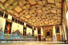 Mosteiro de Tibães: melhores locais para visitar em Braga