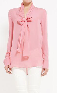 Stella McCartney Pink Top | VAUNTE