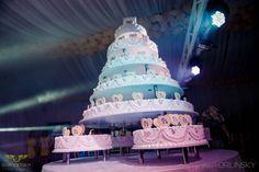 Свадьба Наума и Евгении. The Best Wedding Cakes GORODETSKIY EVENT AGENCY