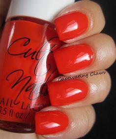 Cult Nails - Ay Poppy!