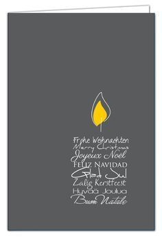 Christmas card candle text - multilingual Christmas greetings in the form of a candle . - Event planning # textefürweihnachtskarten Christmas card candle text - multilingual Christmas greetings in t Christmas Night, Christmas Candle, Christmas Greetings, Christmas Crafts, Gold Envelopes, Lettering, Xmas Cards, Card Making, Candles