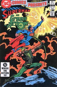 DC Comics Presents vol 1 #54 | Cover art by Don Newton