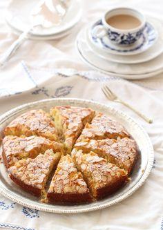 מתוקים שלי: עוגת שקדים וקוקוס לפסח
