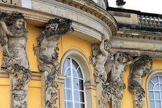 Sanssouci+Palace