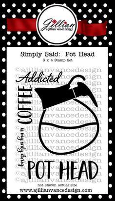 Coffee, stamps, coffee stamps, pot of coffee, pot, coffee pot, addicted, pot head,