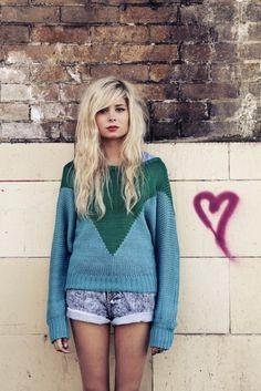 Nina Nesbitt. her style is amazing!